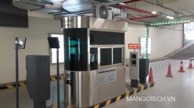 Đơn vị cung cấp lắp đặt thiết bị kiểm soát bãi đỗ xe chuyên nghiệp tại Hà Nội