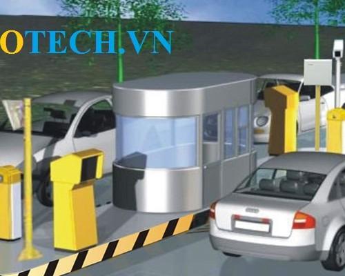 Tổng quát về hệ thống kiểm soát bãi gửi xe thông minh