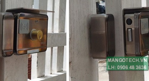 Lắp đặt khóa cửa vân tay phòng trọ, kiểm soát cửa nhà trọ bằng vân tay giá tốt nhất
